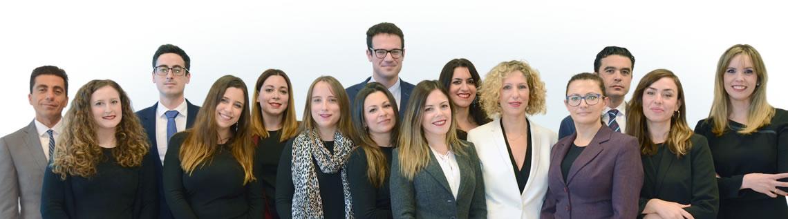 the M1 Legal team