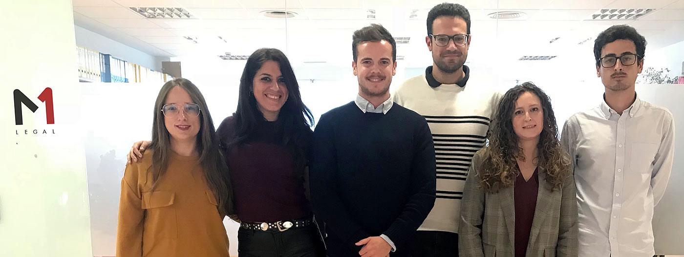 The olive press visits M1 Legal hub
